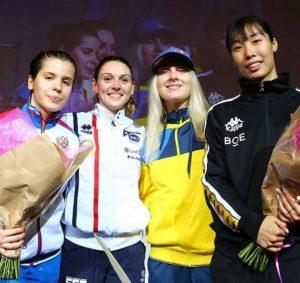 SCIABOLA: Coppa del Mondo femminile – Orléans